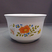 SOLD Corning Corelle Wildflower Open Sugar Bowl No Lid