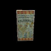 M Melachrino & Co Egyptian Cigarettes Tin