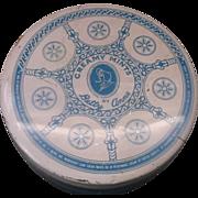 Betty Anne Creamy Mints Blue White Tin