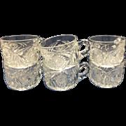 McKee Martec Punch Cups Set of 6