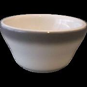 Buffalo China Ombre Gray Fade Bouillon Soup Cup