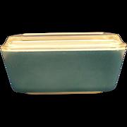 Pyrex Blue Primary Rectangle Refrigerator Dish