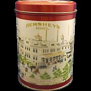 Hershey's Kisses Tin Hometown Series # 4