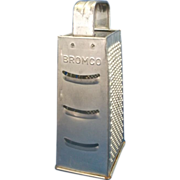 Bromco Grater Cheese Vegetables