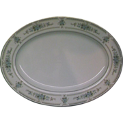 Elington Fine China of Japan Oval Platter 12""