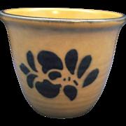 Pfaltzgraff Folk Art Custard Cup