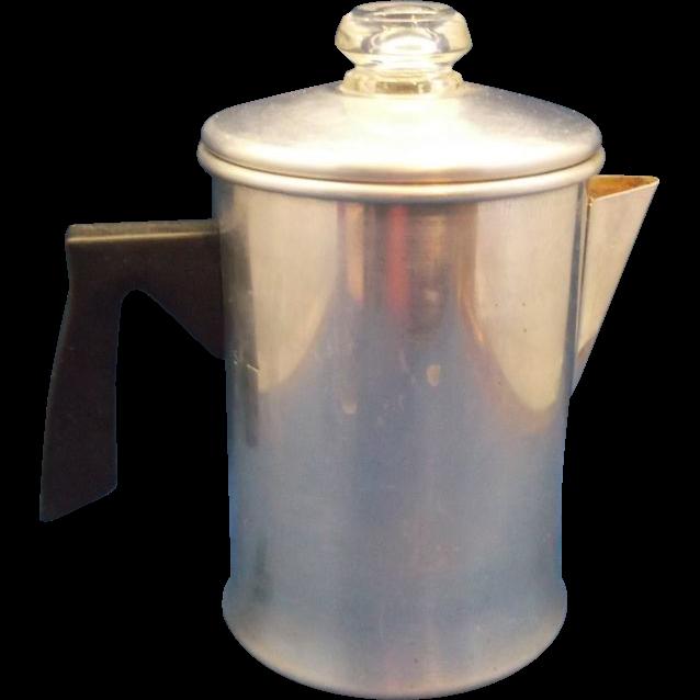 Coffee pots percolator