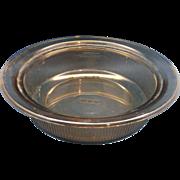 Corning Visions Amber Round Casserole 1.5 Qt. 1.5L No Lid
