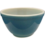 Pyrex Primary Colors Blue Small Mixing Bowl