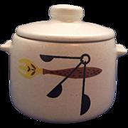 West Bend Bean Pot Kitchen Utensils Decoration