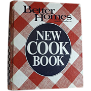 Better Homes & Gardens New Cook Book 1981 9th Edition First Printing