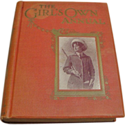 "Circa 1900: "" The Girl's Own Annual"""
