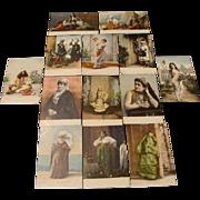 Circa 1900: An Early Exotic Collection of Constantinople / Ottoman Empire Postcards