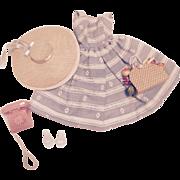 SOLD Barbie Suburban Shopper outfit # 969