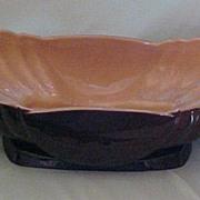 """Roseville Pottery """"Mayfair""""  12"""" Planter,"""