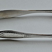 Antique TIFFANY & CO. - Sterling TONGS, Polhemus   (19th Century)