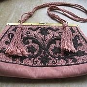 Vintage Circa 1940 Hand Bag