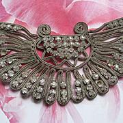 Vintage Dress Embellishment Paste Stones