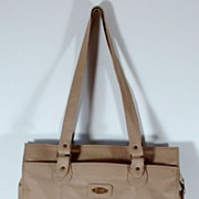SALE Vintage Jaclyn Smith Shoulder Handbag Tote Shopper Purse