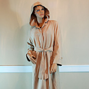 SALE Vintage London Fog Trench Coat