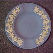 Wedgwood Jasperware Ashtray Excellent Condition Blue and White