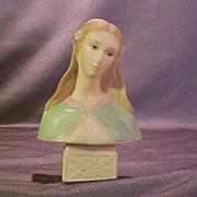 Porcelain Bust 'Serenity' by Laszlo Ispanky for Goebel