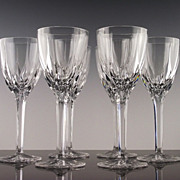 SALE Apollo Wine Glasses by Mikasa Crystal
