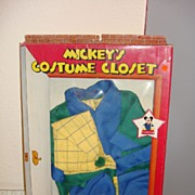 Micky Mouse NRFB Outfit
