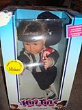 NRFB Hot Tots Feber Poseable Doll named Michael