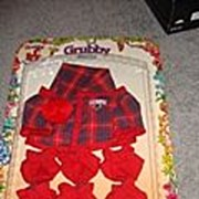 """NRFB Grubby Outfit """"Sleepytime"""" by World of Wonder"""