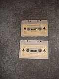 Two Skippy Scribbles Tapes