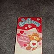 SALE Video Cassette Care Bears - Be My Valentine