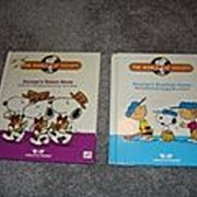 SALE Two Talking Snoopy Books