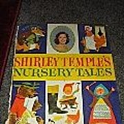 SALE Shirley Temple Nursery Tales Book