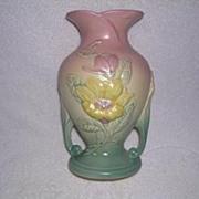 """Hull """"Magnolia"""" Vase 8 1/2"""""""