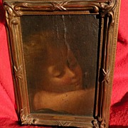 Quality very antique old master Italian painting after CORREGGIO