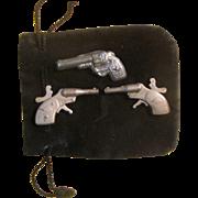 Mignonette Mondial Mini Cap Guns and Japan Gun Pin