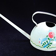 Vintage Ohio Art Tin Watering Can