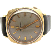 SOLD Vintage1976 Bulova Accutron 218 new battery and band ready to wear