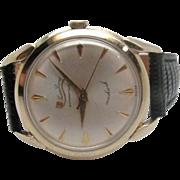 Mens vintage Lucien Piccard Seashark Automatique