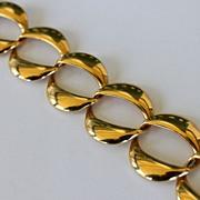 Wonderful Large Vintage Napier Bracelet