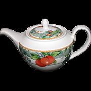 Wedgwood Eden Fruit and Trellis Teapot