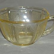 Anchor Hocking Depression Glass Princess Cups