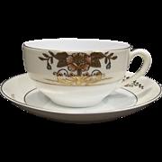 Noritake 42200 China Cup & Saucer Set- 12 available