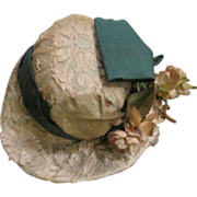 Darling old doll hat