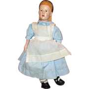 Captivating Alice in Wonderland doll