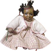 Black baby doll so sweet and charming