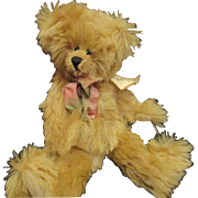 Awesome mohair Teddy bear by Terry Hayes