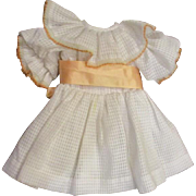 Beautiful doll dress