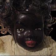 SALE PENDING Adorable vintage black doll